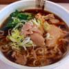 秩父そば - 料理写真:肉そば(500円)