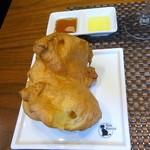 ベルマルシェ - サラダランチ:シュー生地を使ったオリジナルパン
