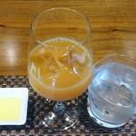 ベルマルシェ - サラダランチ:健康ジュース