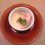かっぱ寿司 秋田御所野店 - 茶碗蒸し:194円(税込)【2017年9月撮影】
