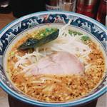 麺屋 黒船 - 辛味噌ラーメン