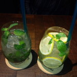 Sapporo Sweets Garden Mero's Bar - ノンアルモヒートで乾杯