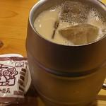 コメダ珈琲店 - ドリンク写真:アイスコーヒー@520
