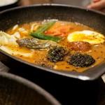 スープカレーlavi - 八百屋焙煎、海老スープ