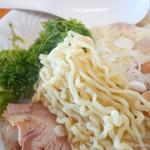 中華そば 七郎 - 2017年8月 麺の食感が実にいい~(^-^)