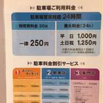 73829849 - 駐車料金割引サービス