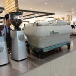 ブルーボトルコーヒー - ☆マシーンも最新的(^_-)-☆
