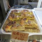 IWABA CAFE - 岩場タルトなんてありました
