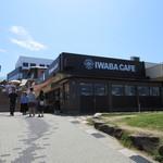 IWABA CAFE - 外観
