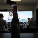 IWABA CAFE - アサヒスーパードライ 650円