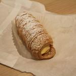 エルメート洋菓子店 - 料理写真:サクサクでした