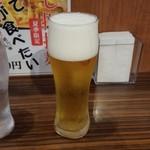 73834812 - 「生ビール (500円)」
