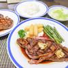 ル・モンド - 料理写真:ステーキ三種