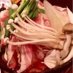 ふくべ - チゲ鍋