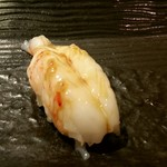 旭鮨総本店 - ボタン海老