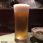 鶴来 - 生ビール