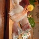 健康寿司海鮮家 - 刺身盛り合わせ
