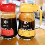 麗ちゃん - 2種ソース