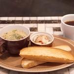 ユニゾン テイラー - 季節に合わせたスープをご用意!