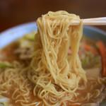 中園食堂 - 麺~