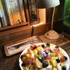 チャールストン - 料理写真:フルーツたっぷりフレンチトースト、1080円。(内税)