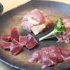 べんがら亭 - 料理写真:焼き盛り合わせ