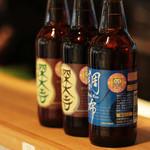 鶏そば十番156 - 深大寺ビールと調布ビール