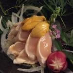 くずし割烹と個室 庵 大門・浜松町店 -
