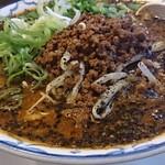 73851348 - 黒ゴマ担々麺