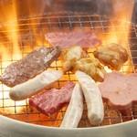 焼肉一番 団楽 - 料理写真: