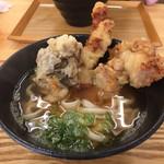 築港麺工房 - あつ