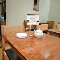 カンタベリ・カフェ-[内観] テーブル席 ②