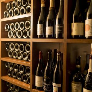 ワイン「最先端のヴァンナチュールと熟成した古酒」