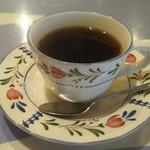 アンシャーリー - コーヒー