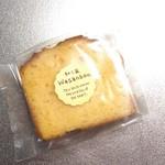 ル・カトル - 和三盆のパウンドケーキ。