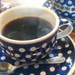 カフェ サルーテ - ストロング