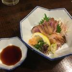 ちょんたま食堂 - 親鶏のタタキ