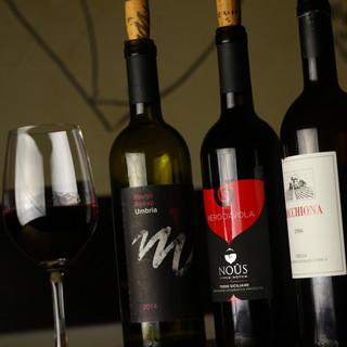 """○こだわり○本場のワイナリーを巡り出会った""""自然派ワイン"""""""