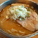 ra-menshuboukumajin - 料理写真:味噌拉麺
