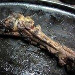 7386209 - 骨際の肉・・・最後のお楽しみ♪