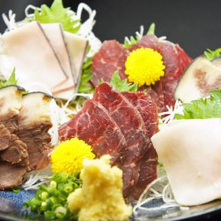 日本の食文化を語り続ける…絶品鯨料理をお楽しみ下さい◎