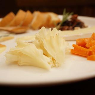 旬のナチュラルチーズ