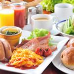 レストラン テラス - 朝食イメージ