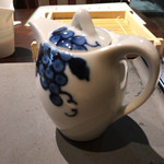 手打ち蕎麦 野和 - 料理写真:蕎麦湯の器はなかなか素敵だ