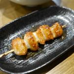 炭火串焼 ゆう - ぼんじり ¥150