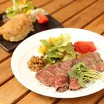 プラスアルファキッチン - オーストラリアのお肉、カンガルーとラム