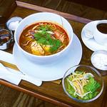 トムヤムクンラーメン(Tomyamkun Noodle)