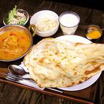 インド風チキンカレー(Indian Chicken Curry)
