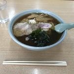 広東 - 醤油ラーメン¥500