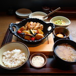 73870091 - 鎌倉・湘南の野菜と薩摩香潤鶏オーブン焼き膳